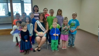 mISS MERCER COUNTY